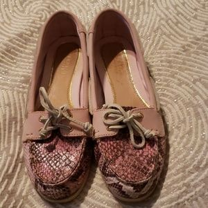 SPERRY TOP-SIDER 7.5M SHOES